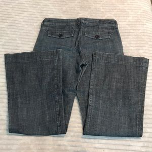 Kut from the Kloth super Flare Jeans size 10